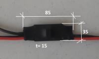 wymiary POWER-PCB