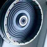 BionX motor housing inside