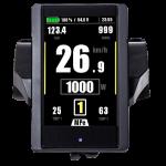 MaxiColor 850C display