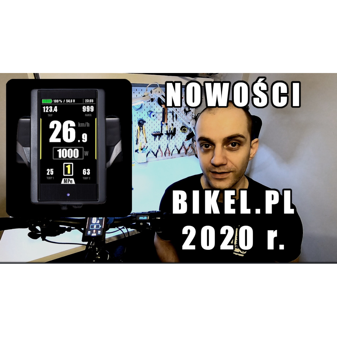 News from Bikel.pl in 2020