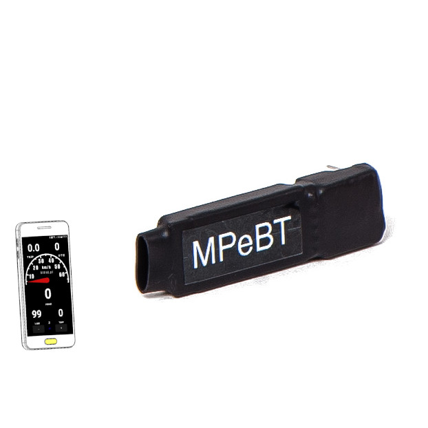 MPeBT module for MPe to connect with smartphone