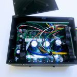 New Sabvoton MINI housing in an electronics box