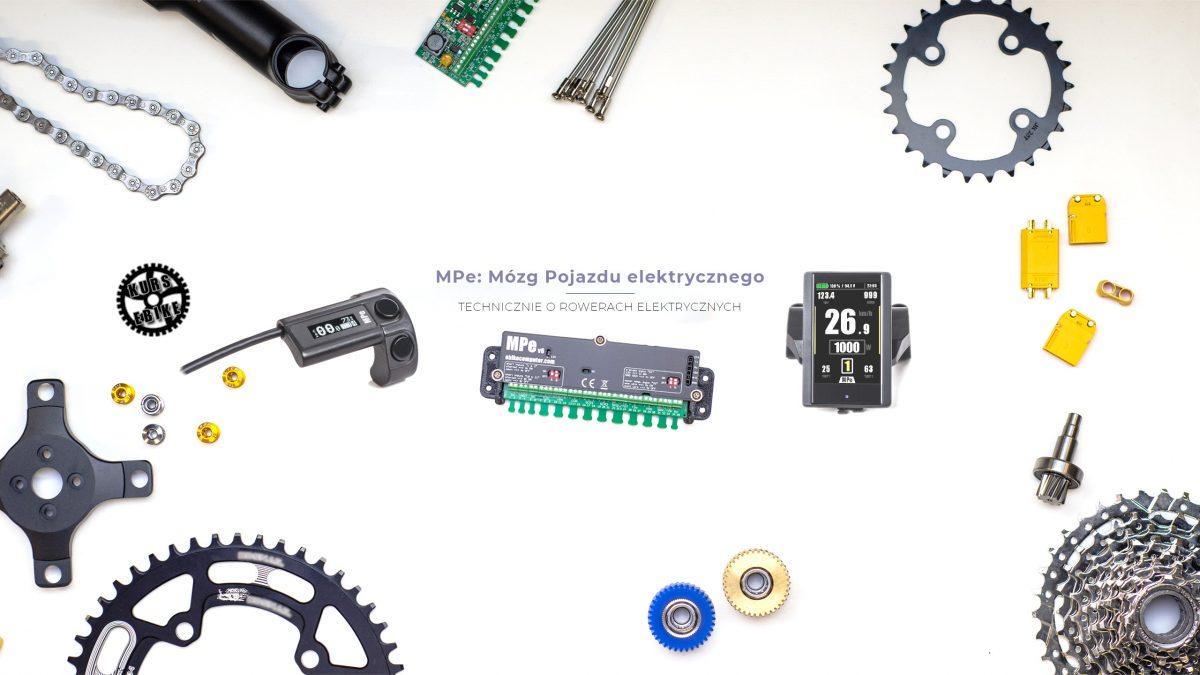 Komputer MPe do e-bike