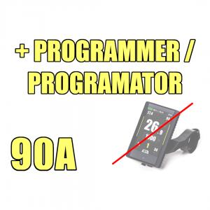 Komputer MPe (90A) + Programator uniwersalny do wyświetlacza MaxiColor 850C / zestaw