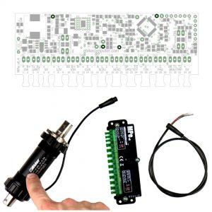 Usługa przylutowania przewodu do MPeV6