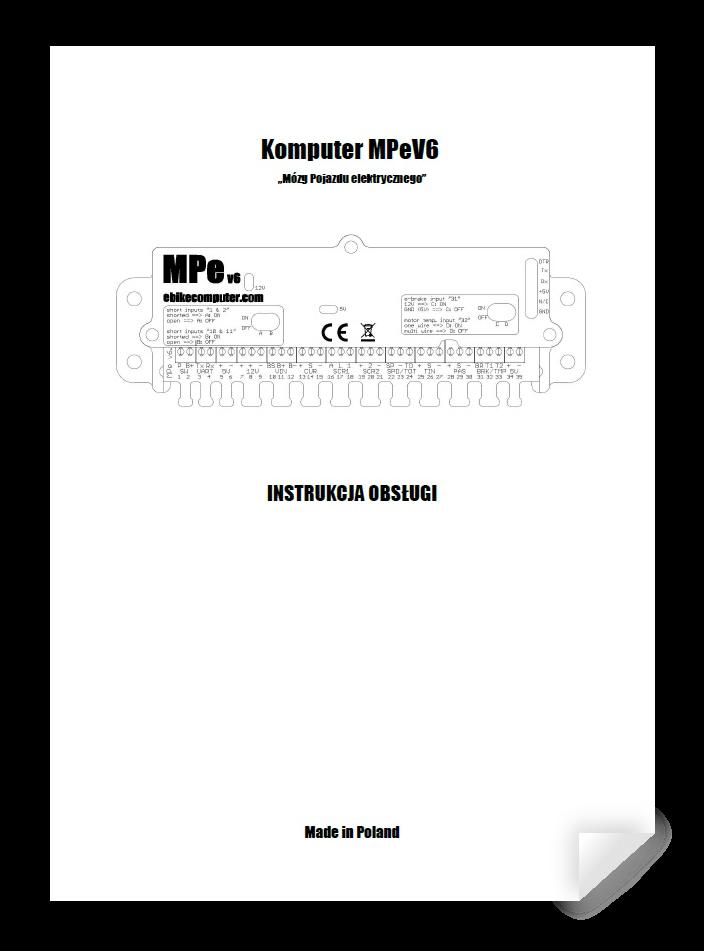 Instrukcja obsługi MPe