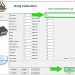 Aplikacja KMC user app - Monitor