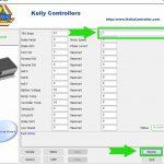 controller inputs / error codes / KMC user app - Monitor