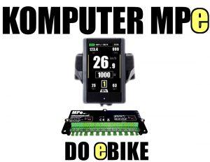 Komputer MPe do eBIKE