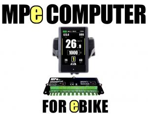 MPe computer for ebike
