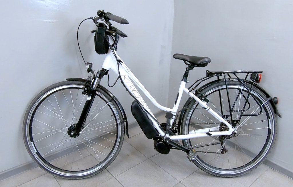 Mid-drive - TSDZ2 - city bike