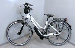 Napęd centralny - TSDZ2 - rower miejski