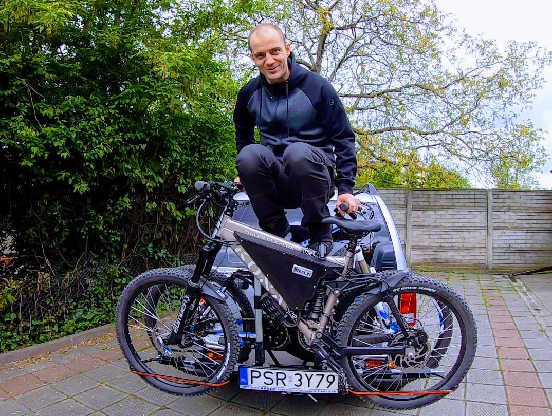 Jak przewozić rower elektryczny?